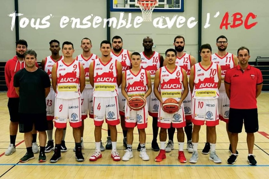 Basket : NM2  ABC  contre ABC  le match des cousins
